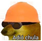 Adio Chula