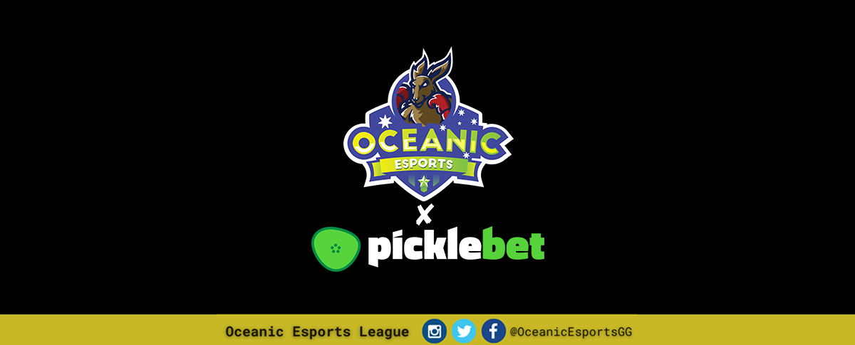 Announcing The Oceanic Esports League 2021 Events