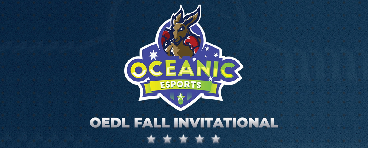 Motivate.Trust Gaming, Army Geniuses, Reckoning Esports, Galaxy Racer Complete OEDL Fall Invitational Teams