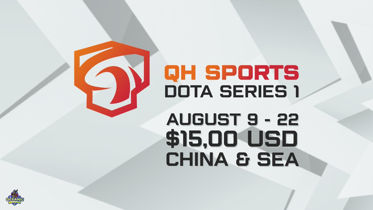 Introducing The QH Sports Dota Series 1 Playoff Teams