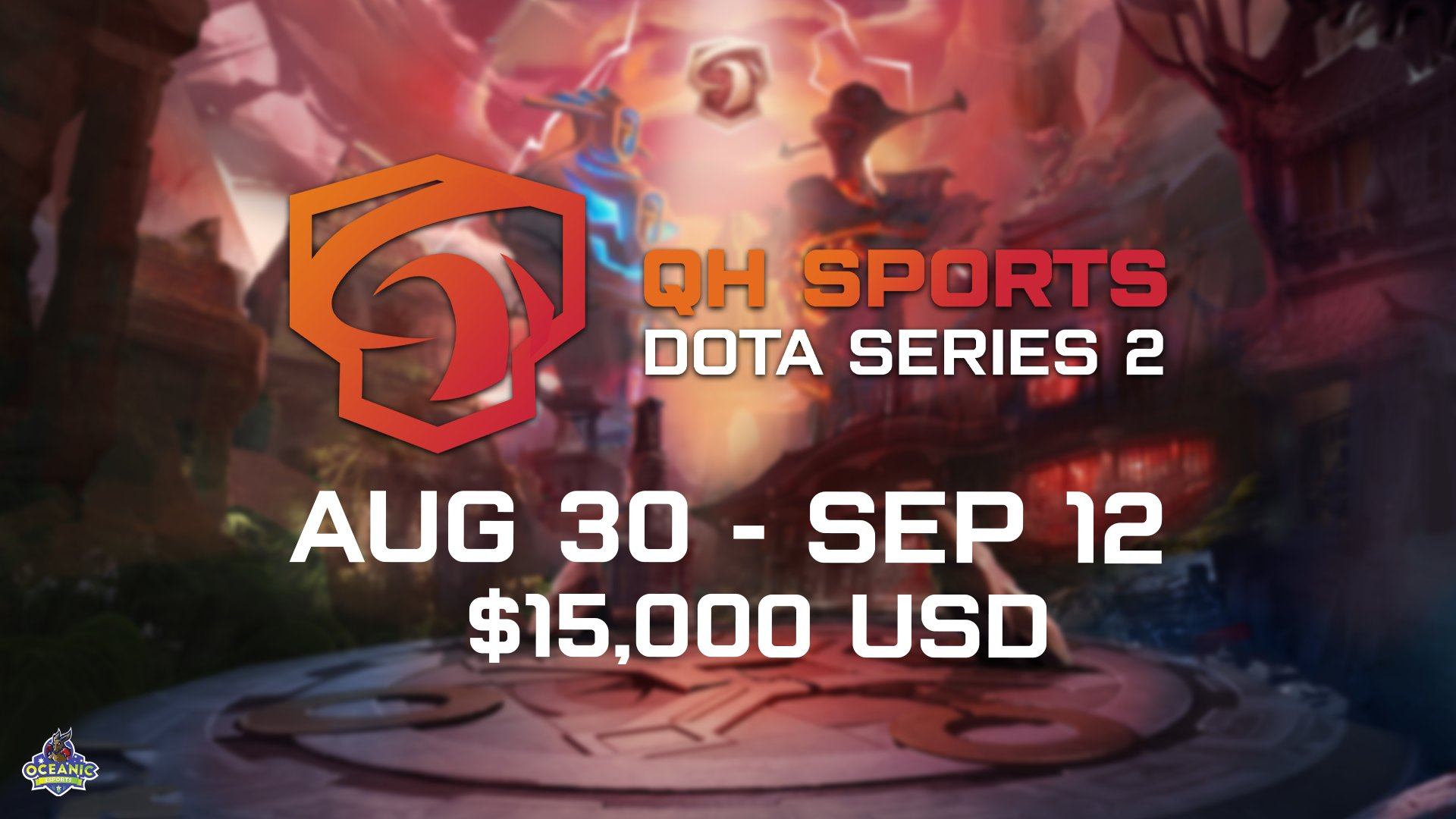 And Then There Were 6: The QH Sports Dota Series 2 Playoff Teams